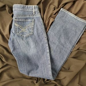 Cinch Ada mid rise relaxed bootcut jeans sz.27/3L